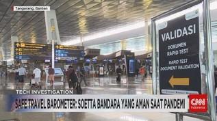 VIDEO: Soetta Bandara Yang Aman Saat Pandemi