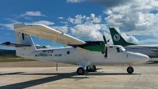 Fakta Pesawat Twin Otter 300 Rimbun Air, Jatuh di Hutan Papua