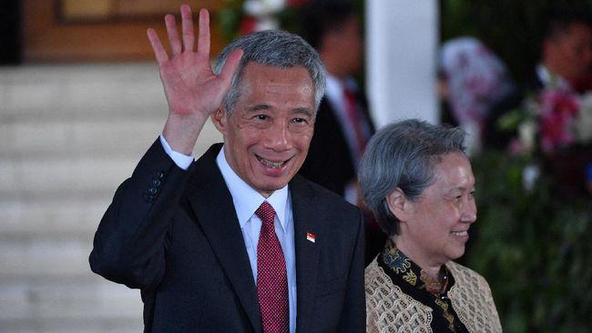 Singapura dapat meminta platform media sosial dan media mengungkap informasi yang dianggap