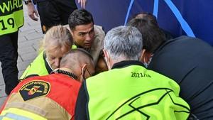 Petugas yang KO karena Ronaldo: Saya Dulu Benci Dia