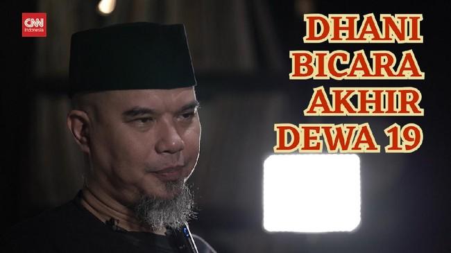 VIDEO: Dhani Bicara Akhir dari Dewa 19