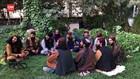 VIDEO: Pasukan Taliban Bersenang-Senang di Taman Hiburan