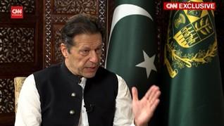 VIDEO: PM Pakistan Sebutkan Syarat Afghanistan Bisa Damai