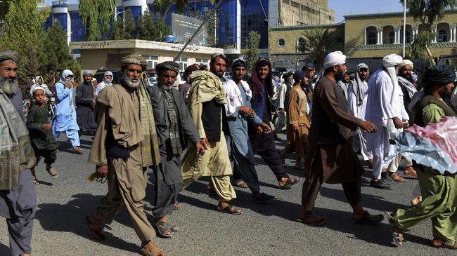 Rezim Taliban yang kini berkuasa di Afghanistan menutup kementerian urusan perempuan dan menggantinya dengan lembaga yang memantau