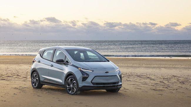 Mobil listrik Chevrolet Bolt saat ini statusnya recall karena sudah terjadi 12 insiden kebakaran yang bersumber dari baterai.