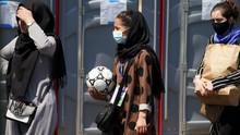 Rezim Taliban Jegal Kaum Perempuan Afghanistan Berprestasi