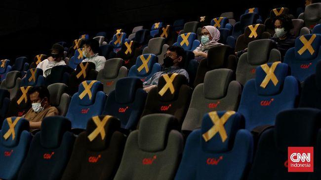 Bioskop dibuka bertahap. Sejumlah syarat harus dipenuhi penonton untuk kembali menyaksikan film di bioskop.
