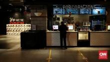 HP Sukar Buka PeduliLindungi, Animo Bioskop di Daerah Layu