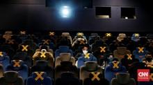 PPKM Level 2, Kapasitas Bioskop di Bandung Jadi 70 Persen