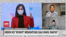 VIDEO: Heboh KD 'Nyanyi' Menghitung Gaji Wakil Rakyat
