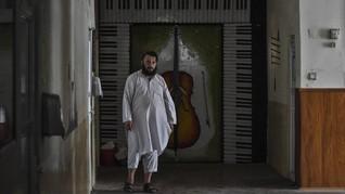 Drama Pelarian 100 Pemusik Kabur dari Afghanistan
