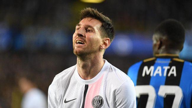 Lionel Messi diharapkan bisa bermain saat PSG vs manchester City di Liga Champions usai dipastikan absen lawan Montpellier di Liga Prancis.