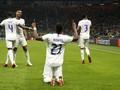 FOTO: Madrid Buat Inter Bertekuk Lutut di Giuseppe Meazza