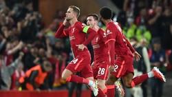Liverpool Vs Milan: Si Merah Menangi Laga Ketat 3-2