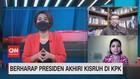VIDEO: Pegawai KPK: Satu-satunya Harapan Kami Ada di Presiden