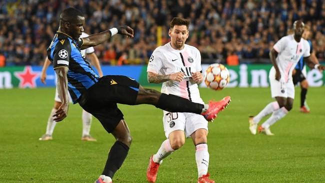 Tenang Messi, Ronaldo Butuh 5 Laga untuk Cetak Gol di Juve