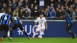 PSG vs Man City: Messi Beringas Lawan Guardiola