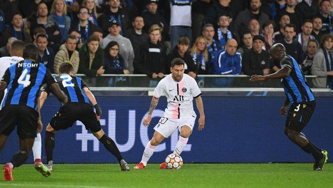 Empat pertandingan di Liga Champions membuktikan Pep Guardiola tak bisa meredam ketajaman Lionel Messi.