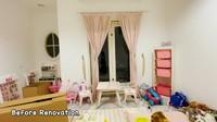 <p>Tasyi Athasyia tengah melakukan renovasi untuk kamar kedua buah hatinya, Noora dan Malik. Kembaran Tasya Farasya itu ingin menata kamar anaknya lebih rapi karena mereka punya banyak sekali mainan. (Foto: YouTube Tasyi Athasyia)</p>