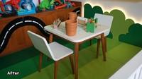 <p>Tak hanya mainan biasa, Tasyi Athasyia juga memberikan mainan edukatif dan meja yang dapat digunakan oleh anak-anaknya. (Foto: YouTube Tasyi Athasyia)</p>