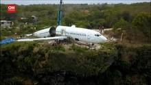 VIDEO: Melihat Bangkai Pesawat Calon Destinasi Baru di Bali
