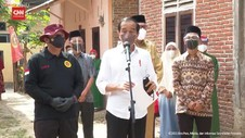 VIDEO: Jokowi Ke Aceh Pantau Vaksinasi Door To Door