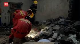 VIDEO: Gempa Bermagnitudo 6,0 Guncang Sinchuan China, 3 Tewas