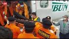 VIDEO: Jenazah dan Black Box Pesawat Rimbun Air Dievakuasi