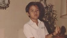 Kenangan Masa Kecil Dhani Ditimang Sang Mama