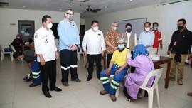 Gubernur Kepri Ajak Semua Pihak Terus Sukseskan Vaksinasi