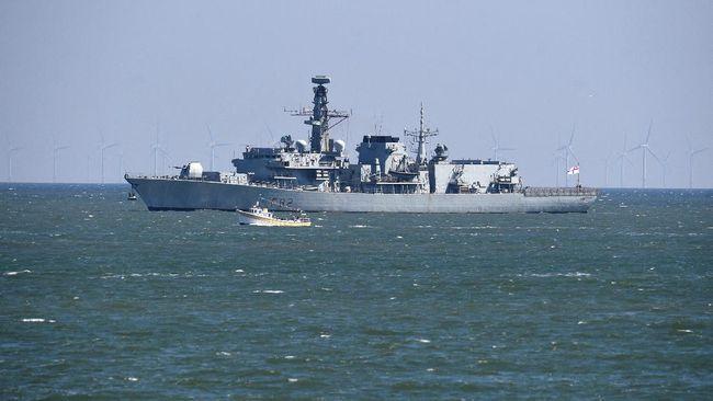 Melongok kekuatan kapal perang Angkatan Laut (AL) Kerajaan Inggris yang kini diminati Republik Indonesia.