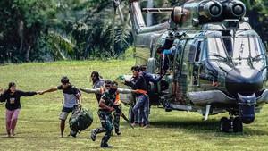 Pratu Ida Bagus Putu Gugur usai Pertempuran Sengit TNI Vs KKB