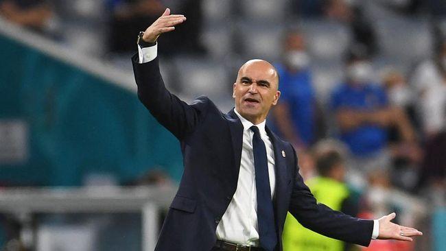 Pelatih Belgia Roberto Martinez menyatakan rumor selalu mengelilingi kehidupan pelatih sepak bola, termasuk rumor ia jadi pelatih Barcelona.