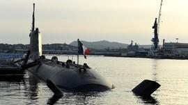 AS Bujuk Prancis yang 'Ngambek' karena Kapal Selam Nuklir