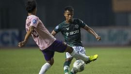 Hasil Liga 1 2021: PS Tira Ditahan Persik 2-2