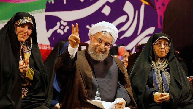 Arab Saudi, Iran, hingga Pakistan tiga negara syariat Islam yang pernah dan masih melibatkan perempuan dalam kabinet mereka.