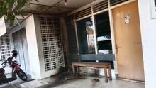 2 Pemotor Diduga Lempar Molotov dari Luar Pagar LBH Yogya