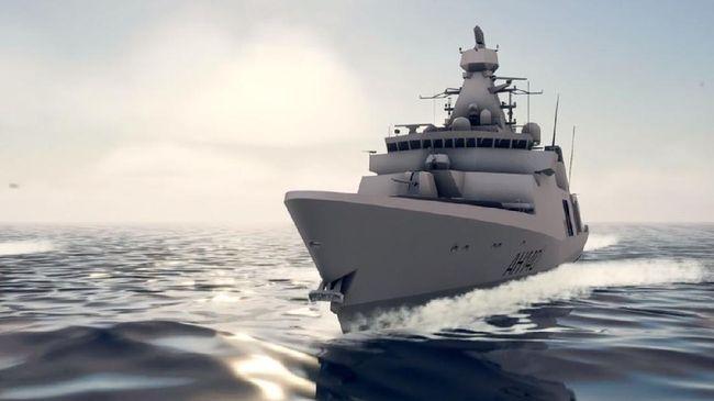 PT PAL menyatakan rancangan kapal fregat Arrowhead 140 yang akan mereka bangun bakal dilengkapi rudal permukaan dan udara.