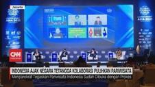 VIDEO: Indonesia Ajak Negara Tetangga Pulihkan Pariwisata
