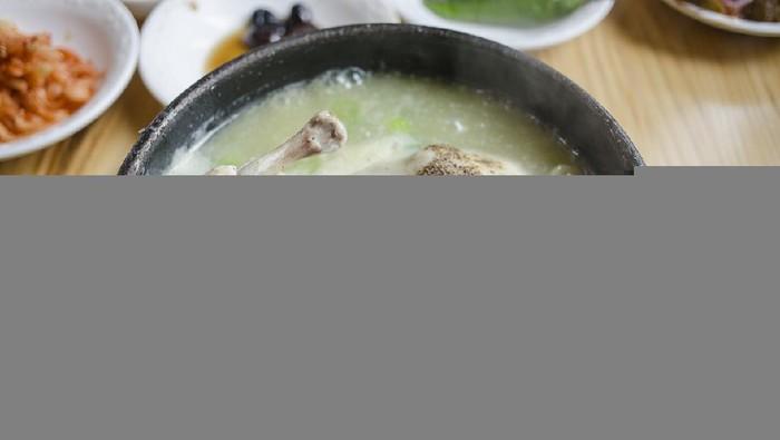 5 Makanan Korea Ini Bisa Bikin Cepat Kenyang dan Langsing, Wajib Coba!