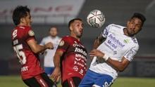 Hasil Liga 1: Beckham Dua Gol, Bali United dan Persib Seri