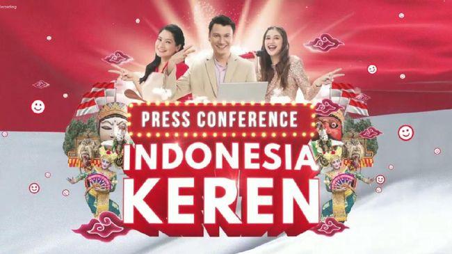 IndiHome mencari insan kreatif dan peduli seni budaya Indonesia lewat Program Indonesia Keren untuk dapat tampil di kancah internasional World Expo Dubai 2020.