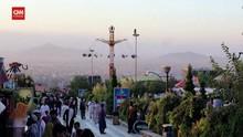VIDEO: Taman Bermain Kabul Ramai Lagi