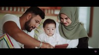 <p>Anakpertama Irish Bella dan Ammar Zoni, Air Rumi Akbar 1453 sudah berusia satu tahun. Bayi menggemaskan itu tumbuh menjadi anak yang tampan. (Foto: YouTube Aish TV)</p>