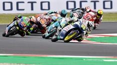 Hasil Moto3 San Marino: Foggia Menang, 3 Italia Naik Podium