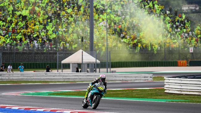 Valentino Rossi mengaku bisa pensiun dengan tenang usai MotoGP 2021 setelah Italia memiliki masa depan yang cerah di kelas primer Grand Prix.