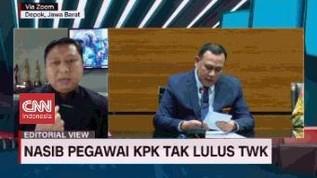 VIDEO: Nasib Pegawai KPK Tak Lulus TWK