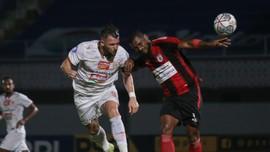 Persija Jawab Kritik Fan soal Gagal Menang di Liga 1 2021