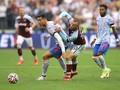 Hasil Liga Inggris: Ronaldo Buat Gol, Man Utd Hajar West Ham