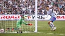 Tiga Gol dari Dua Laga, Debut Terbaik Ronaldo